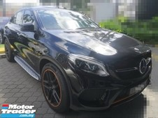 2019 mercedes-benz gle gle 43 amg coupe 3.0 warranty till oct 2023