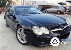 2003 mercedes-benz sl 55 5.5 v8 a amg
