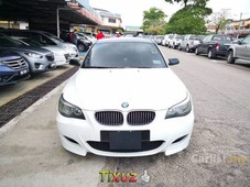 2006 bmw 525i 25 base spec sedan