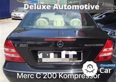 2007 mercedes-benz c200k 1.8 elegance