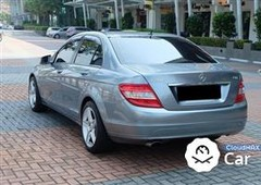 2010 mercedes-benz c200 cgi blue efficiency