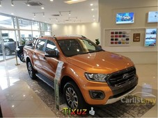 rebate rm12888 big discount lowest price in town ford ranger 20 wildtrak high rider pickup truck be