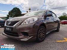 rm 27,800 2013 nissan almera 1.5 e impul used car for sales in selangor motor trader