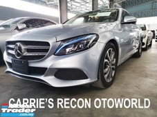 rm 165,000 2015 mercedes-benz c-class c200 avantgarde - unreg - japan spec special deal recon car for sales in kuala lumpur motor trader