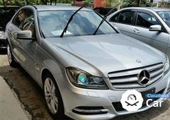 2011 mercedes-benz c200 cgi avantgarde 1.8