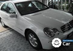 2003 mercedes-benz c200k 1.8