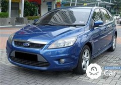 2010 ford focus 2.0 s hatch back