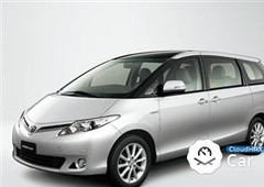 2014 toyota previa 2.4gl at