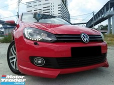 2013 volkswagen golf 1.4 tsi - fully solid condition & fast loan approval