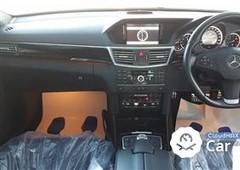 2011 mercedes-benz e250 1.8