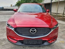 2021 mazda cx-8 2.5 skyactiv-g mid plus suv free free free tax high loan ezy loan low interest fast delivery shawn 016-2313777