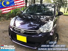 2014 perodua myvi 1.5 se zhs a special edition 1 owner