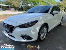 2016 mazda 3 20 skyactiv high spec a 2016 full service record 1 owner only tiptop condition view