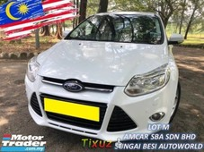 2014 ford focus 20 tivct sport plus a sunroof full service