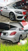 mercedes c200 amg cgi 20cc year 2016 from japan on the road rm209888
