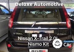 2009 nissan x-trail 2.0