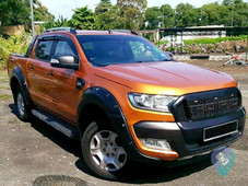 used 2016 ford ranger wildtrak high rider for sale in malaysia 143067 - caricarz.com