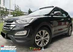 2014 hyundai santa fe 24 power boot leather seat