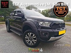 2020 ford ranger 20 wildtrak high rider pickup truck 4wd biturbo engine 12k km only under ford warr