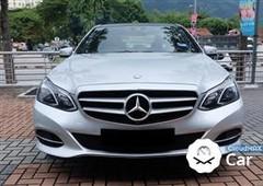 2014 mercedes-benz e250 2.0 a cgi facelift 1 expat owner 4 year warranty