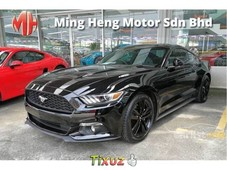 2017 ford mustang 23 ecoboost coupe recon