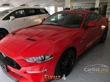 2019 ford mustang 50 gt coupe