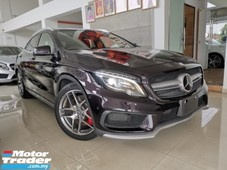 2015 mercedes-benz gla 45 amg 4matic panroof purple body offer unreg