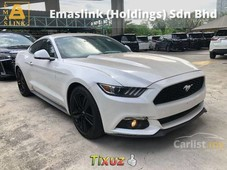 2016 ford mustang 23 ecoboost turbo 310hp shaker premium sound keyless entry multi function paddle