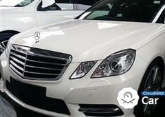 2012 mercedes-benz e250 amg uk spec sunroof local ap include gst