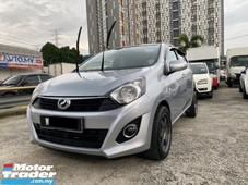 2015 perodua axia 1.0 g a all problem can loan