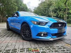 2017 ford mustang 50 gt coupe