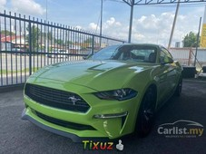 2020 ford mustang 23 high performance coupe recon