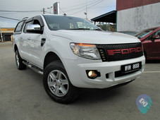 used 2014 ford ranger xlt for sale in malaysia 128608 - caricarz.com
