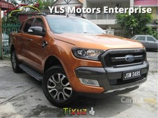 2017 ford ranger 32 wildtrak high rider a new facelift low miles 40k km full service history unde