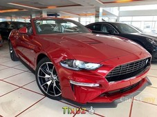 2020 ford mustang 23 ecoboost convertible 15xx km mileage with sport exhaust