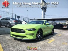high performance coupe 330 hp ford mustang 23 litre year 2020 limited unit stock