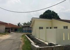single storey corner lot at bukit bendera direct owner