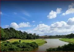 tiara melaka serenity beautiful golf bungalow land, good location tiara melaka golf & country club, ayer keroh, melaka
