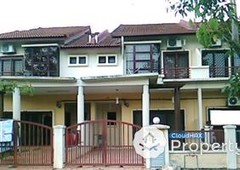 terrace house for sale at taman puchong prima terrace house