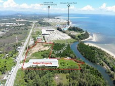 kimanis industrial land with warehouse