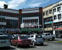 tabuan stutong commercial centre, kuching - retail space for auction