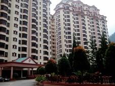 freehold apartment gohtong jaya