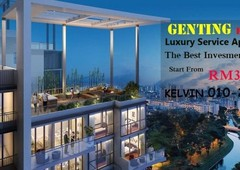 genting highlands new luxury residence freehold