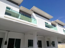 new 2-storey terrace house, attractive package, penang
