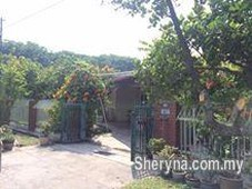 single storey semi detached house for sale in pasir putih ipoh