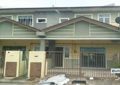 2 storey 22 x 70 house brand new completed unit
