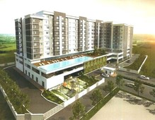 new tropika apartment, 1000sq.ft, 3rooms for sale