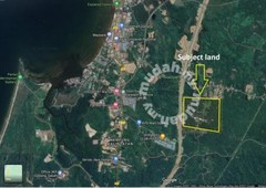 agricultural land sipitang 104 acres next to pan-borneo highway