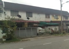 2 bedroom 2-sty terrace link house for sale in ipoh