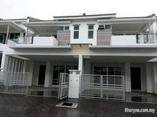 2 sty terrace house tree residency sungai ara, bayan lepas